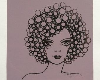 Pearls - Limited Silkscreen Print