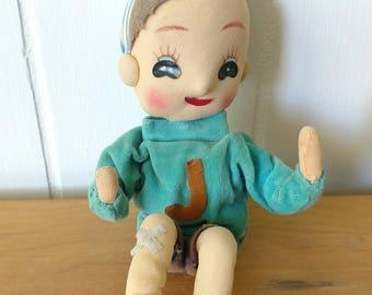 vintage pose doll Japan