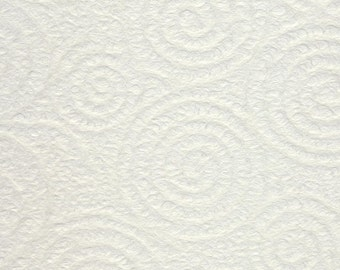 Japanese Uzumaki tissue - white, 2 letter-sized sheets