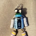 Cool Robot Necklace