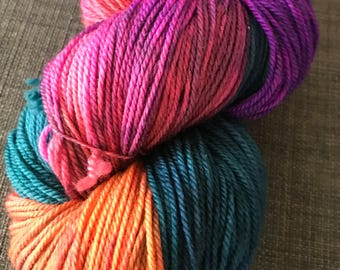 Northern Lights Indie Dyed Fingering Weight Yarn