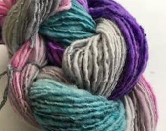 Queenie Handspun Indie Dyed Yarn