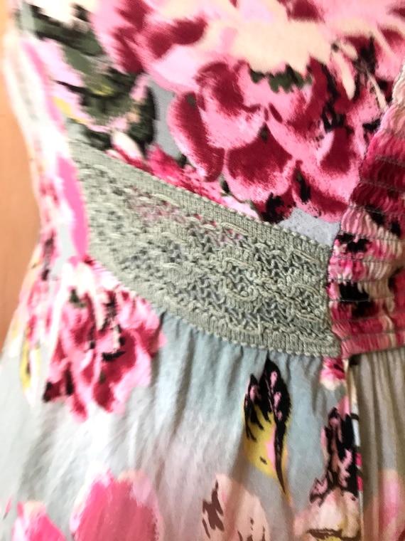 Mint & Rose Fairy Dress - Cottagecore/Fairycore/G… - image 3