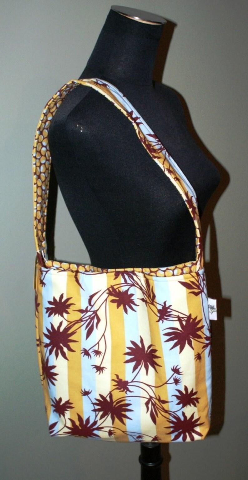 SALE Island Girl Bags Slouch Bag in Joel Dewberry image 0
