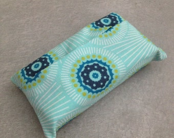Island Girl Bags - Fabric Travel Tissue Cozy