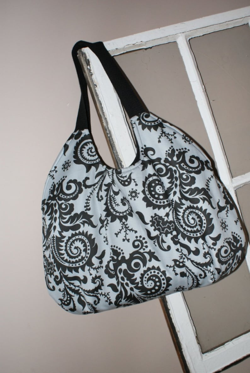 Custom Order  You Design  Hobo Bag image 0