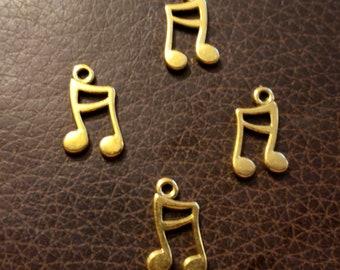 QIHAIQ /Ét/é 925 Sterling Silver Note De Musique Charm Charm Cheville pour Femmes Argent 925 Bracelet De Cheville sur La Jambe Cha/îne Longueur R/églable