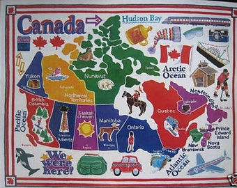 Stickers Canada / NRN Designs / Vacation Scrapbook / Teacher Student Supplies