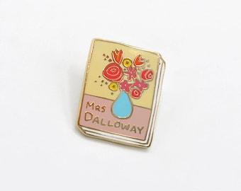 Book Pin: Mrs Dalloway