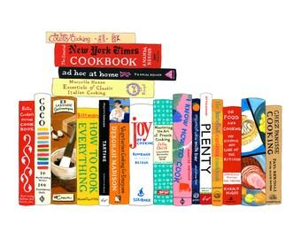 Ideal Bookshelf 967: Cooking