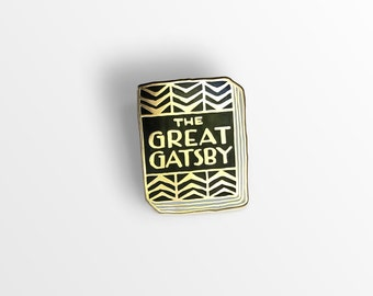 Book Pin: The Great Gatsby