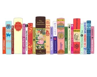 Ideal Bookshelf 753: Shakespeare