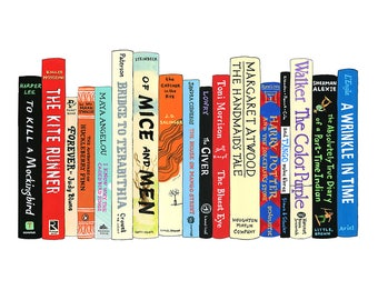 Ideal Bookshelf 1042: Banned Books