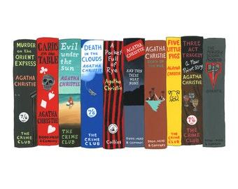 Ideal Bookshelf 822: Agatha Christie