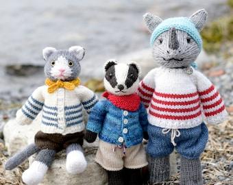Breton Shore Outfit - Clothing Bundle