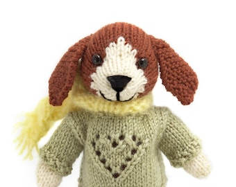 Pupster Knitting Pattern