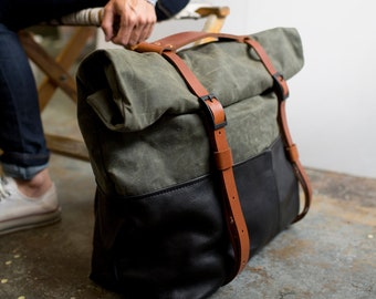 c379b38ee1 Durable leather bags and accessories made in Virginia by AwlSnap