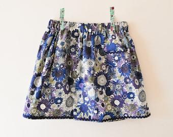 Size 6/7 - Grey Gardens Skirt