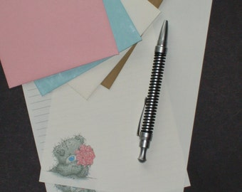 social stationery Decorative Floor Birdcage letter writing set 30 pieces hand written letters lined or unlined personal correspondence