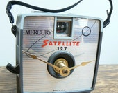 Mercury Satellite 127 TIME