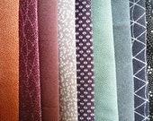 Edo Komon Small Prints Silk Kimono Remnants Bag