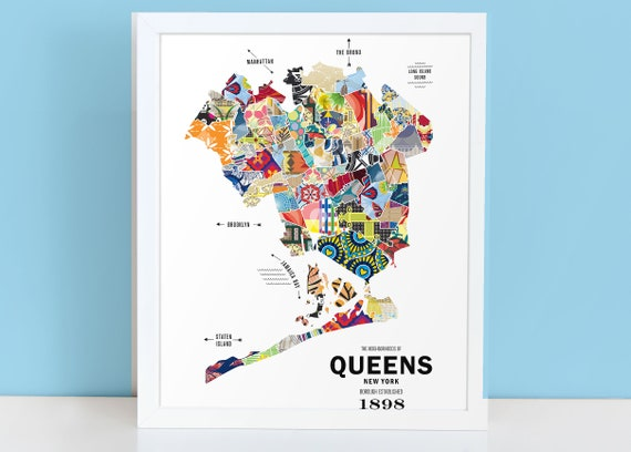 Personalized Queens, NY City Map Print Poster on jamaica queens street map, long island, rego park queens map, brooklyn bridge, columbus oh map, queens zip code map, laguardia airport, coney island, long island city, queens county map, new york city, long island map, nassau county map, jackson heights queens map, queens new mexico map, brooklyn map, queens nyc map, midtown manhattan, manhattan map, central park, queens subway map, new york map, times square, staten island, hollis queens map, the bronx, new york, queens new york subway, bayside queens map, ridgewood queens map, queens nm map, empire state building, queens bus map,