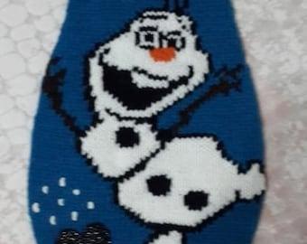 Kersttrui Olaf.Olaf Sweater Etsy