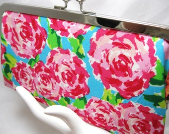 Coupon Organizer, Coupon Holder, Coupon Divider, Cash Envelope System, Coupon Purse, Lilly Roses