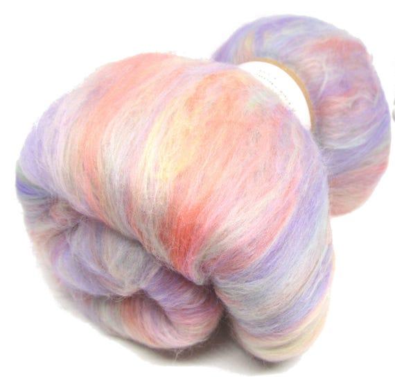 Babyface Merino Wool Carded Batt 100g