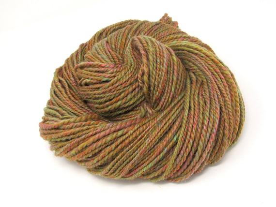 Handspun Yarn Merino Wool & Bamboo 170g 264yds