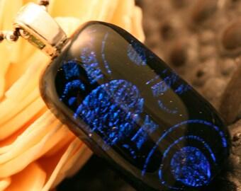 Electric Blue Pendant No. 22293