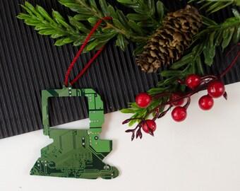 Circuit Board Computer Ornament c1b89857d