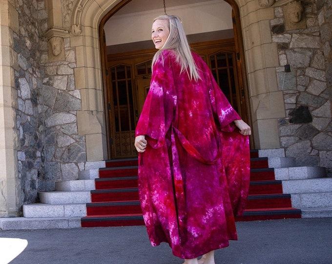 Featured listing image: Cherry Bomb Kimono