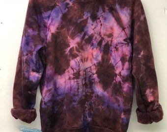 Sea Star Tie Dye Sweatshirt