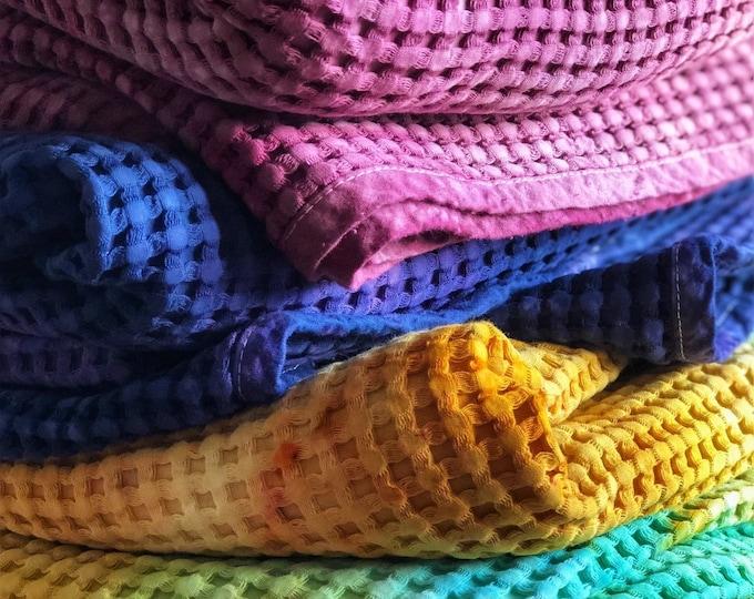 Featured listing image: Tie Dye Blanket
