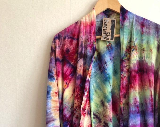 Featured listing image: Abalone Sunrise Kimono