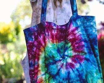 Tie Dye Beach Bag
