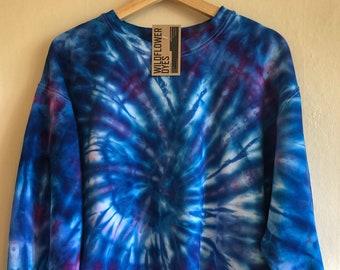 SAMPLE SALE! Tie Dye Sweatshirt