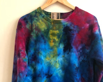 Crayon Sunset Sweatshirt