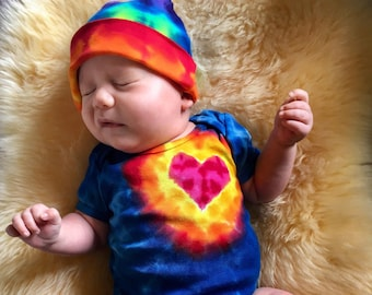Love-A-Lot Baby Onesie