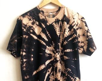 SAMPLE SALE! Bleach Dyed Shirt