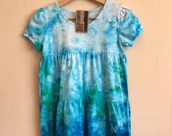 Aquamarine Ombré Dress
