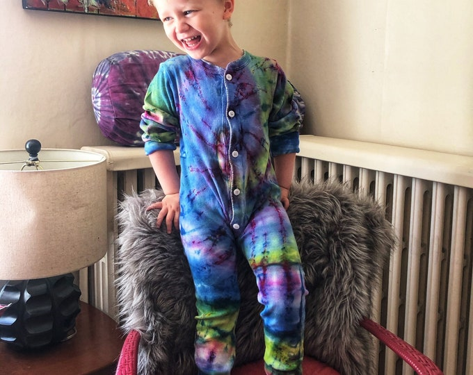 Featured listing image: Tie Dye Long Johns