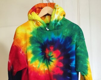 SALE -  Rainbow Hoodie