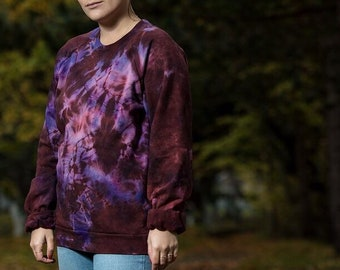 Sea Star Tie Dye Sweatshirt