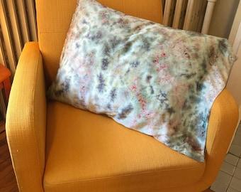 Abalone Shell Silk Pillowcase
