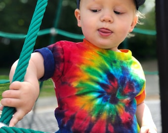 Rainbow Toddler Tee