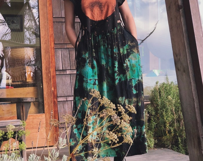 Featured listing image: Emerald Cathedral Skirt
