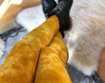 Mustard Legging