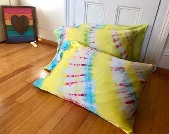 Long Time Sun Silk Pillowcase